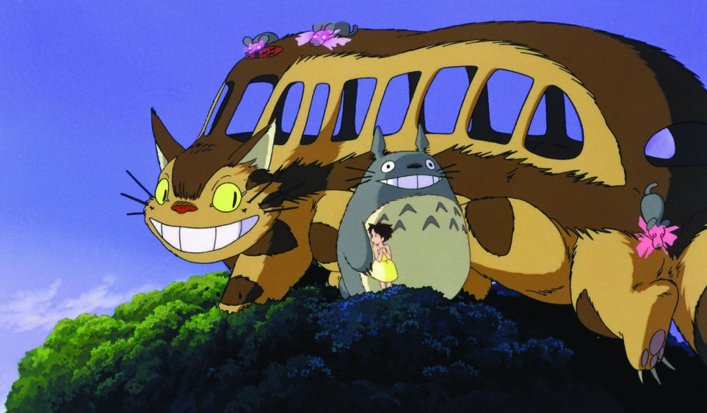 All Of Studio Ghibli's Films Are Coming To Netflix, Starting In February