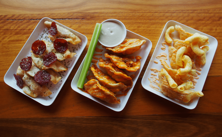 This Restaurant Is Stuffing Aussie Favourites Into A Japanese Staple • Harajuku Gyoza