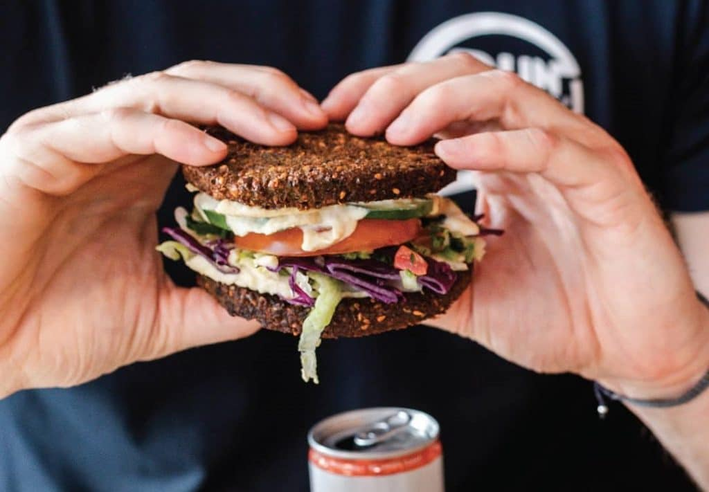 Forget About The Patties, It's All About The Buns At This New Burger Joint In Manly · Bunbar