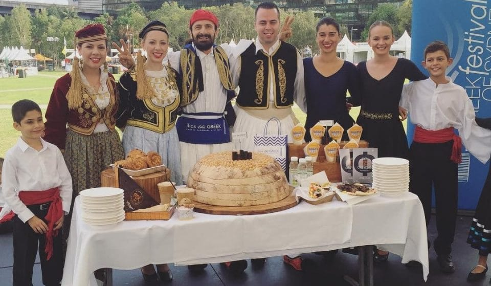 Celebrate Greek Food And Culture This Weekend At The 38th Annual Greek Festival