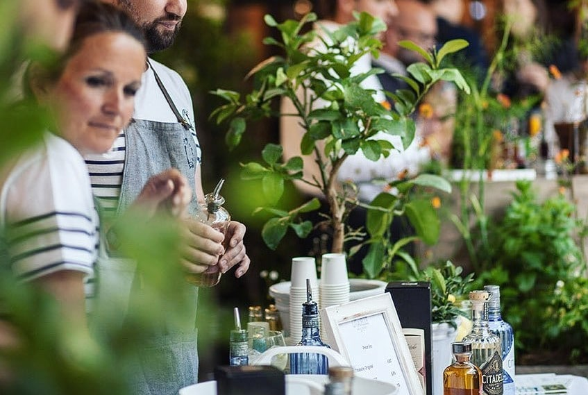 This London Gin Festival Will Be Making It's First Sydney Appearance This Winter · Junipalooza