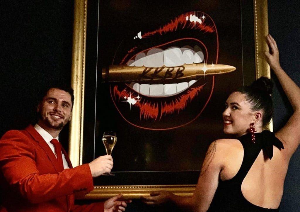 Dive Into Temptation At Sydney's Newest Speakeasy • Kiss Kiss Bang Bang