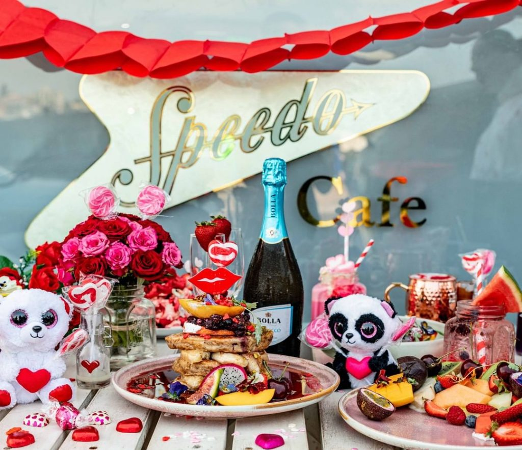 The World's Most Instagrammable Cafe Has A Special Birthday Gift For You • Speedos
