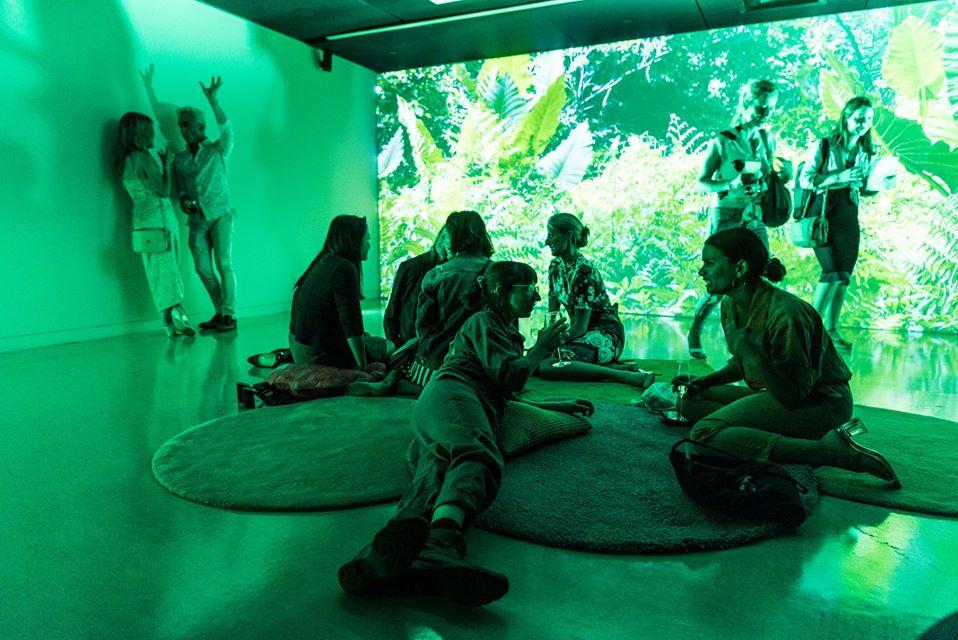 Experience ARTBAR, Sydney's After-Dark Art Party • MCA
