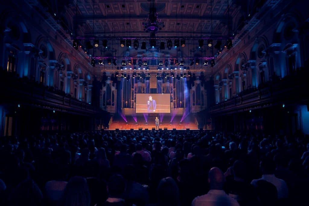 The Sydney Comedy Festival Promises 'A Month-Long-Pee-Your-Pants Funny Program'