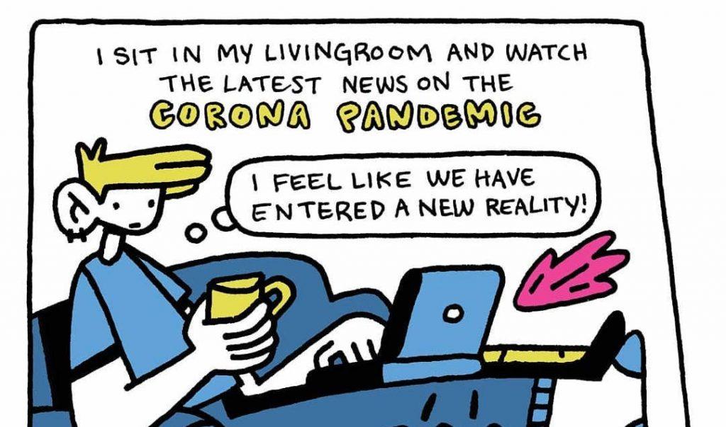 10 Brilliant Coronavirus Comics From Artists Around The World