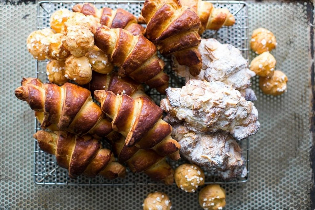 The CBD Cafe Of Waverley's Gluten-Free Bakery Is Open Once Again · Wholegreen Bakery