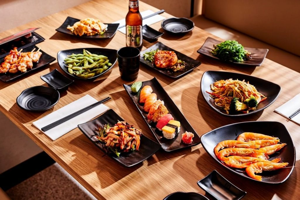 Sit Down And Plate Up Because Sydney Now Has 4 All-You-Can-Eat Japanese Restaurants · Okami