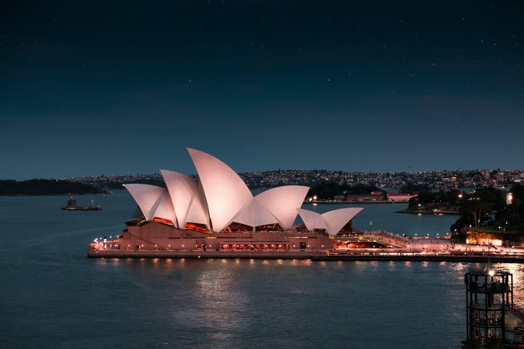 The Title Of The Most Photographed Theatre In The World Goes To…