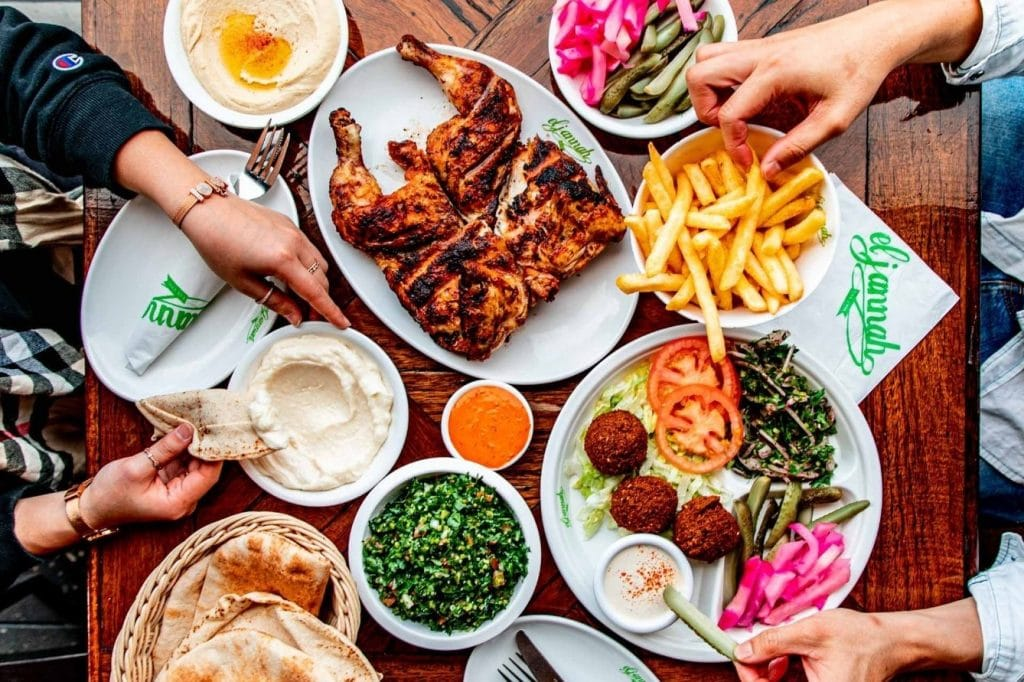Pick Up Sydney's Coveted Charcoal Chicken Without Getting Out Of Your Car · El Jannah