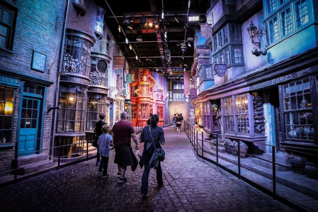 The Second 'Making Of Harry Potter' Theme Park Will Only Be A Ten-Hour Flight From Sydney