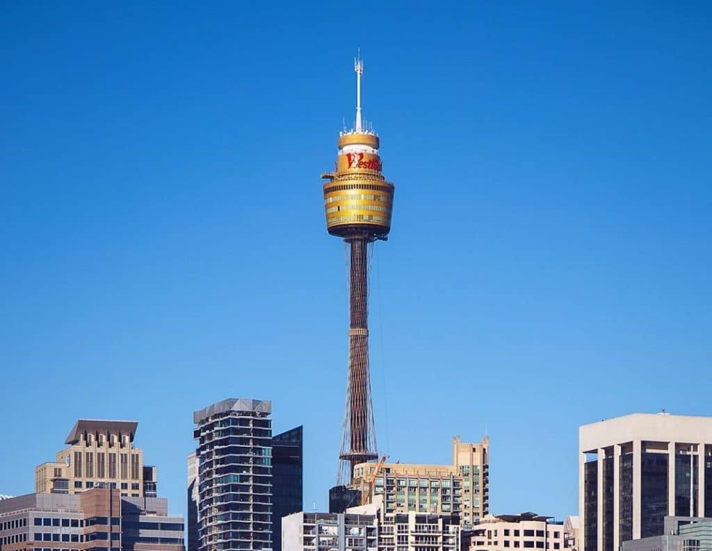 Sydney Tower's $12m Redevelopment Is Set To House One Of The Highest Bars In The World