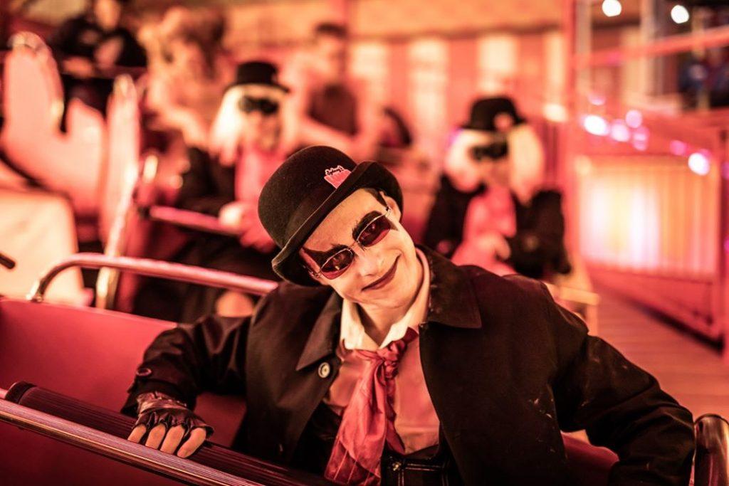 Get Scared Shitless At Luna Park's Halloscream This Halloween