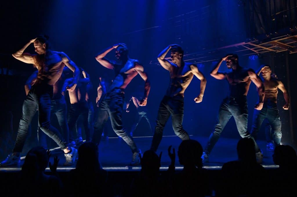 Magic Mike Live Is On Stage In Sydney And Sending Chills Up And Down Spines