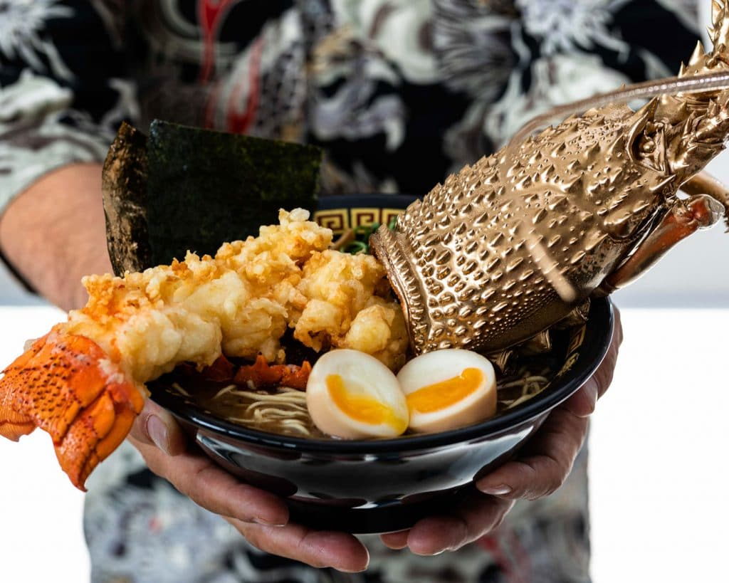 Find Out How You Can Win The Chance To Slurp Up This $400 Ramen From Gumshara