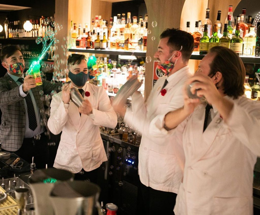 Sydney Officially Has The World's Most Welcoming Bar · Maybe Sammy