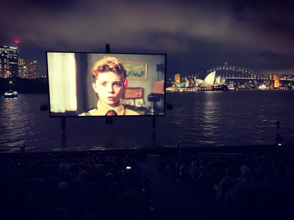 'The World's Most Beautiful Cinema' Has Released Their Full Summer Movie Program