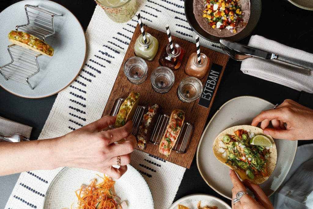 The Amazing New Mexican Diner Serving Fresh Tortilla Bread In Sydney • Esteban