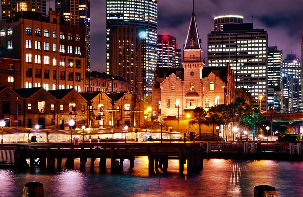 Discover The Dark Tales Of Sydney's Haunted And Horrific Past On This Tour Of The Rocks