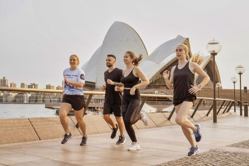 See Sydney's Most Iconic Sights At First Light With Fit City Sydney's Running Tour