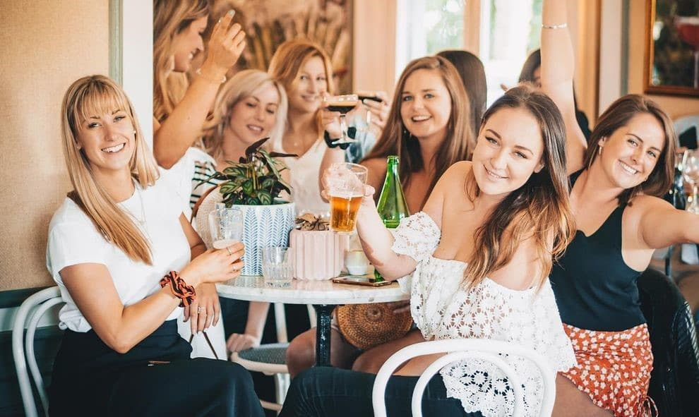 Ladies, Grab Your Girls And Honour Thyselves With This Gal-entines Day Bottomless Brunch