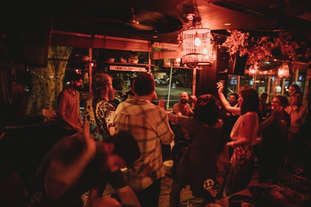 Jazz Nights Return To This Bondi Restaurant Also Serving Up Five-Course Sharing Menus· Mama Saan
