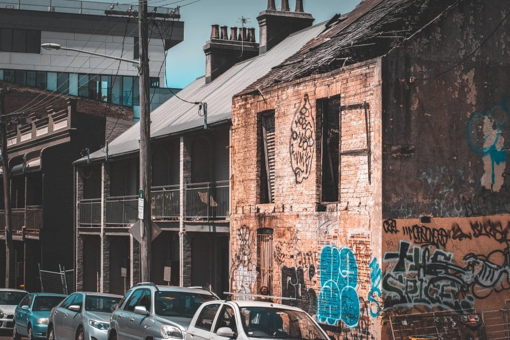 6 Of The Most Brilliant Street Art Spots In Sydney