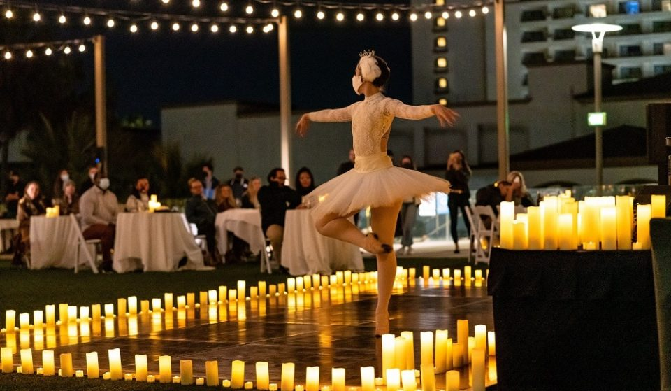 Sydney Is Getting More Memorable Nights Of Candlelight Ballet This Spring