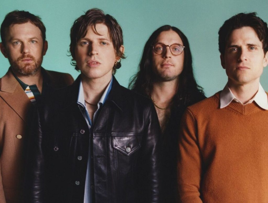 Kings of Leon Are Returning To Sydney After Nearly 10 Years