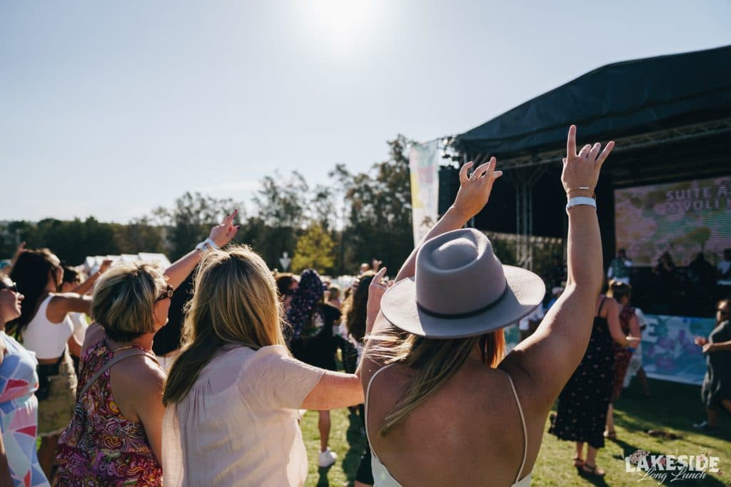 The Lakeside Long Lunch Is More Than Just Food And Wine, It's The Party We All Deserve