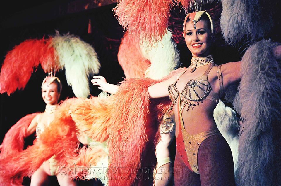 Uncover An Incredible Evening Of Pure Parisian Fun At The Magician's Cabaret