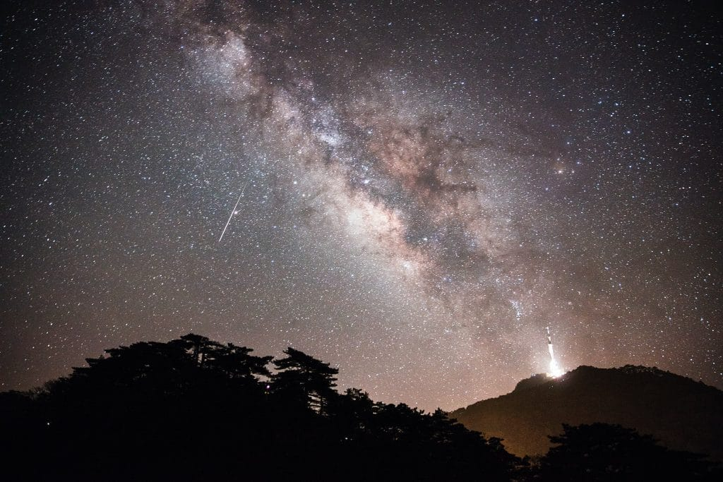Here's When You Can Spot The Spectacular Lyrid Meteor Shower