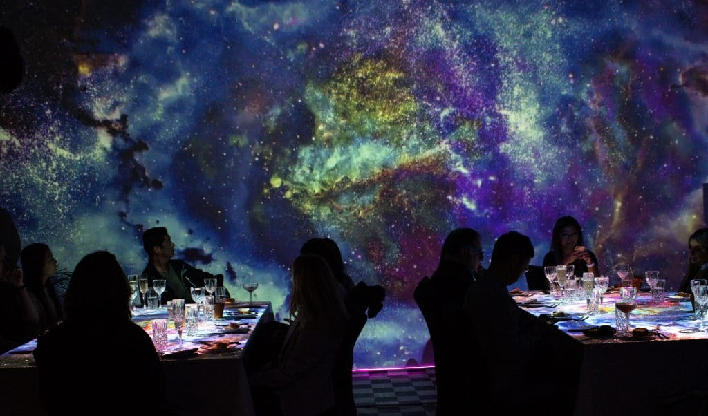 Journey Through Time With This Immersive And Free-Flowing Fine Dining Experience