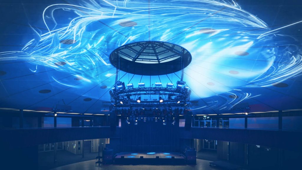 Take A Magical Trip Through Time And Space With Music In The Sky