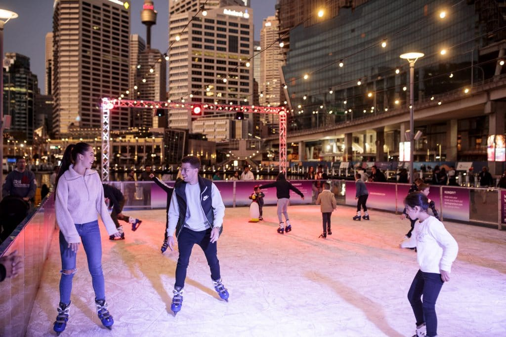 Darling Harbour Is Transforming Into A Delightful Winter Escape This Month