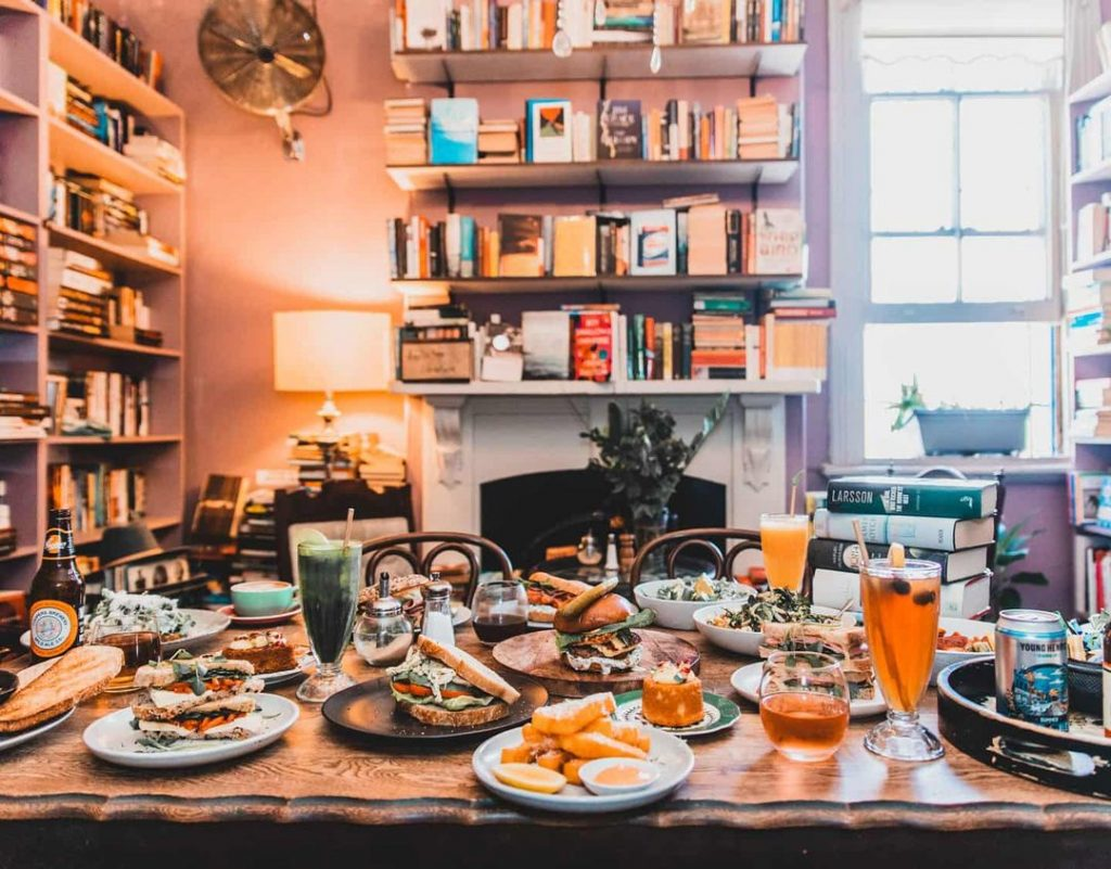 7 Cafés With Terrific Reading Nooks To Cosy Up In This Winter
