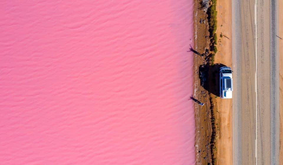 A Guide To Finding The Most Remarkable Pink Lakes In Australia