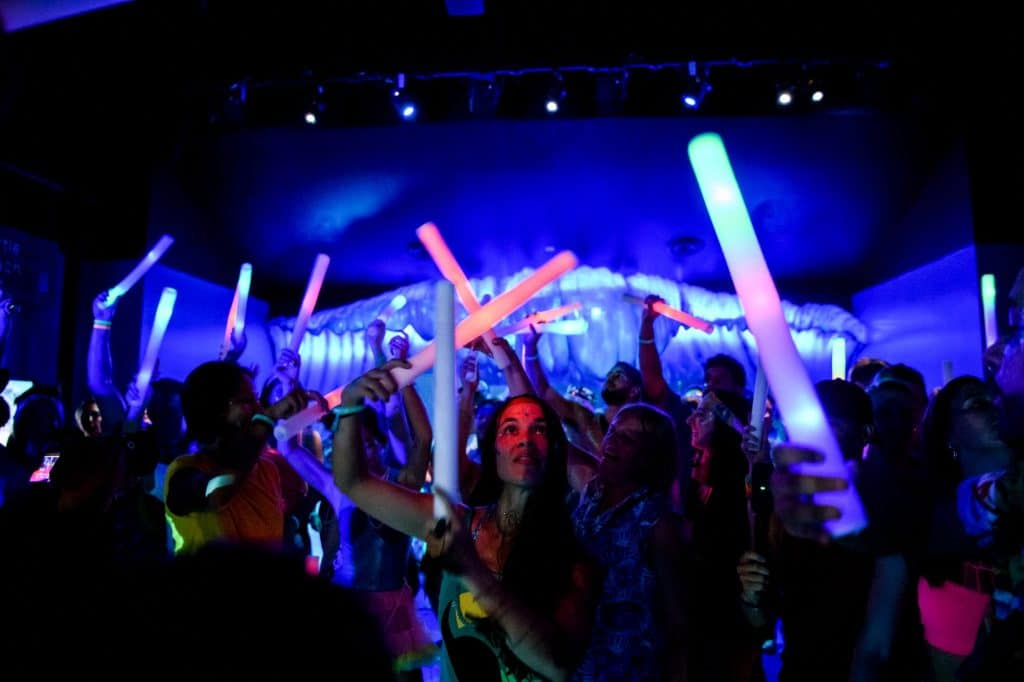 Sydney's Sea Life Aquarium Is Set To Glow For A Neon-Themed Underwater Rager