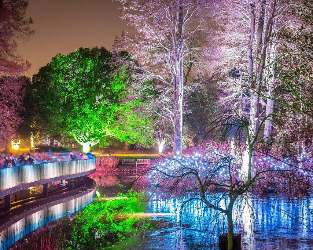The Dazzling Nature Illuminated Experience Has Set New Dates