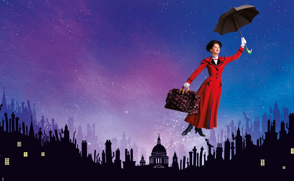The Spectacular Mary Poppins Musical Is Coming To Sydney In 2022
