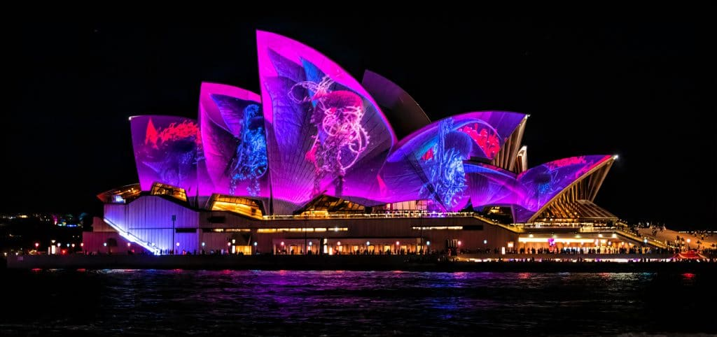 Vivid Sydney Has Just Released Its 2021 Line-up And It Promises To Be A Grand Affair