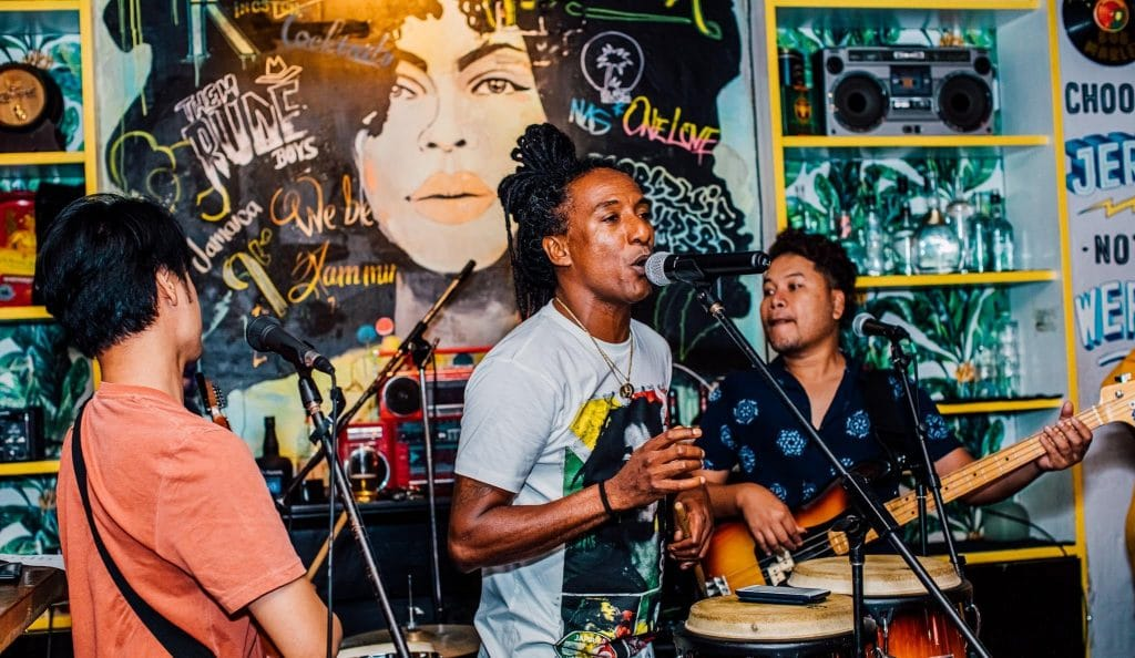 Get About That Island Life With Flavourful Food, Tropical Cocktails And Reggae Rhythms · Rosie Campbell's