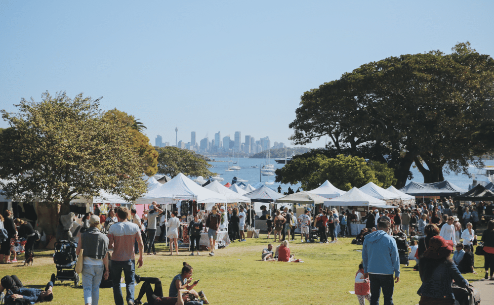 Watsons Bay Will Come To Life With An Interactive Autumn Market This Weekend