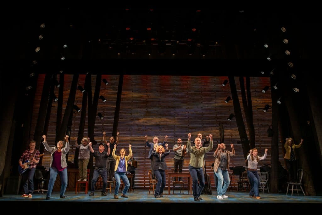 Hit Musical Come From Away To Premiere In Sydney This June