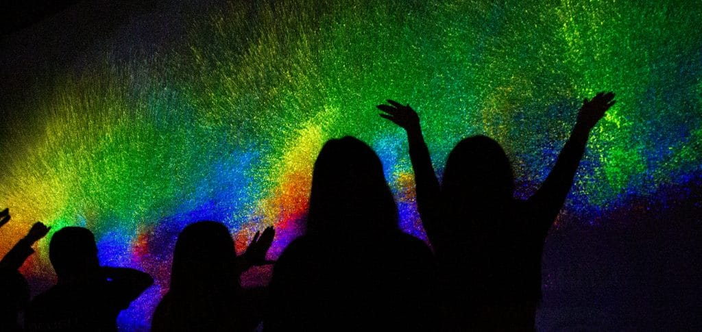 A Massive Holi Party Is Coming To Town Courtesy Of Vivid Sydney