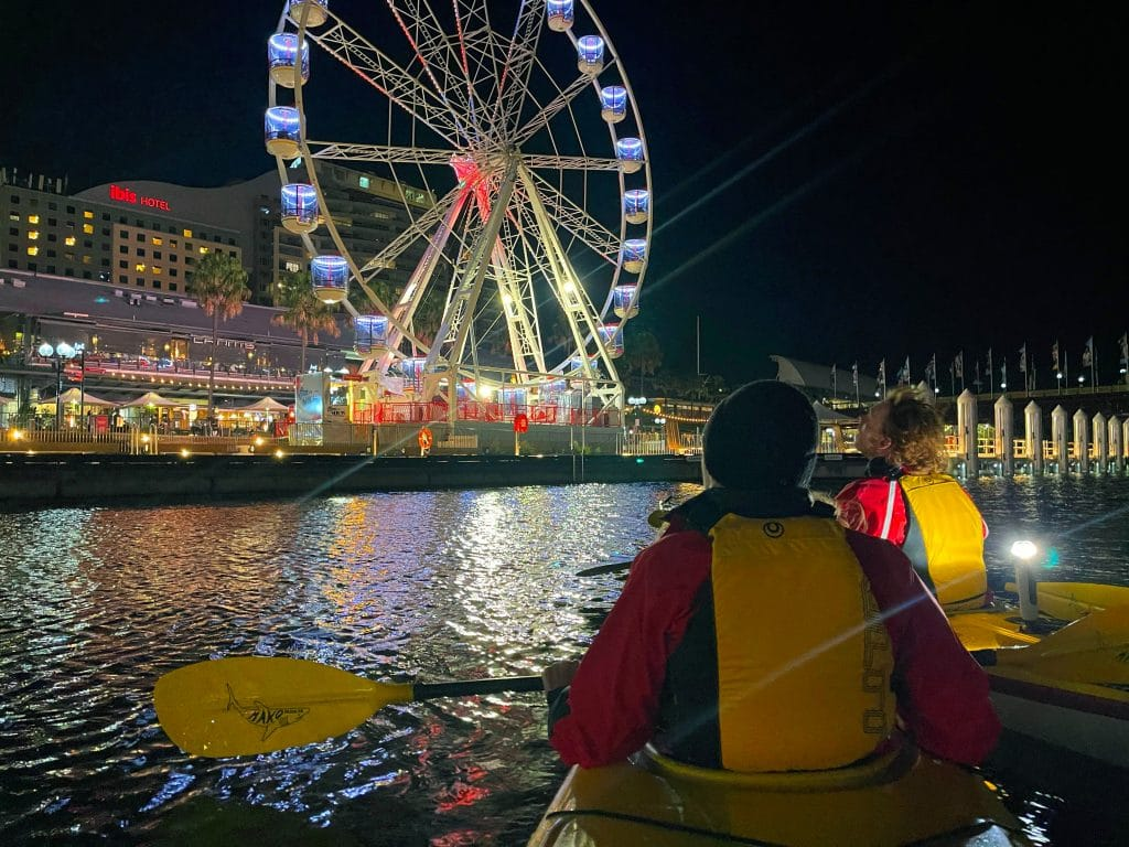 Explore Sydney's Iconic Harbour With A Unique Sea Kayaking Experience