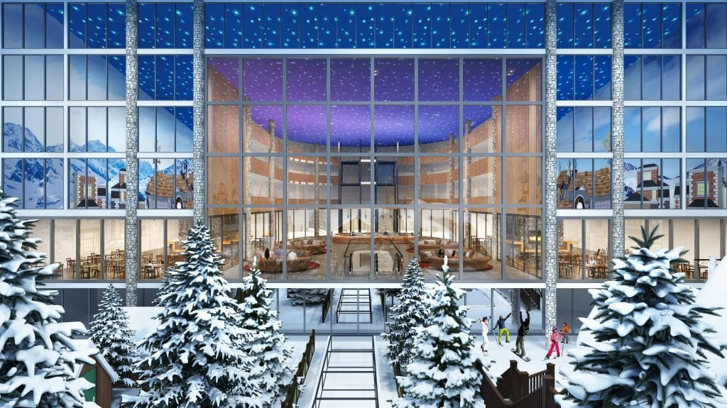 Sydney Is Getting A First-Of-Its-Kind $300 Million Indoor Snow Resort