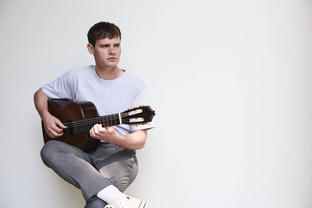 The Ken Done Gallery Will Host An Intimate Evening Of Classical Guitar With Andrew Blanch