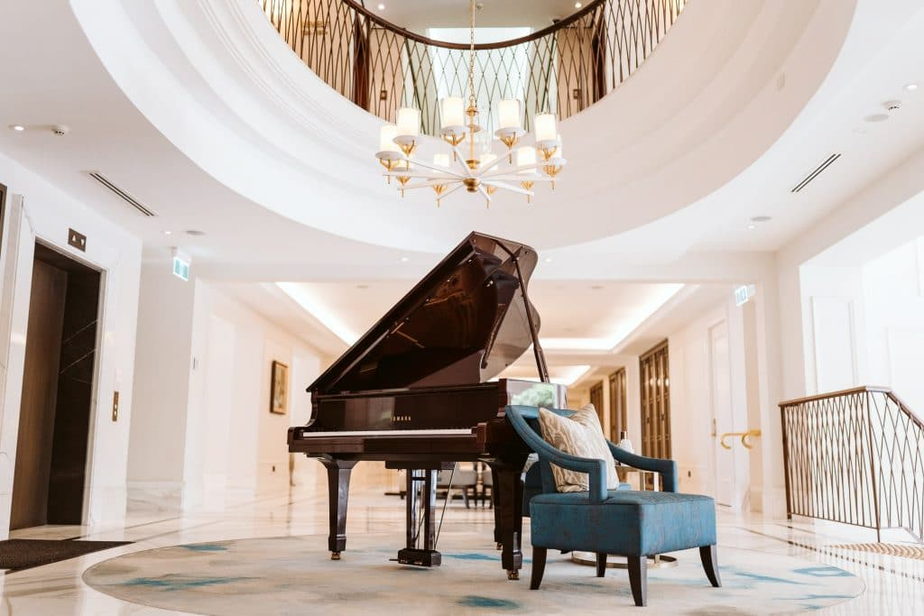 The Langham Invites You To A Special Afternoon Tea With Cellist Thomas Rann And Pianist Konstantin Shamray