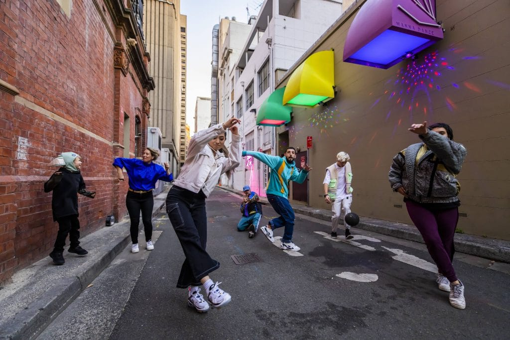 An Uber-Cool Art Installation And Dance Party Is Taking Over Chinatown This Month